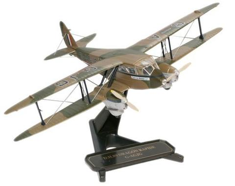 72DR003 Scottish Airways Ltd Dragon Rapide 1:72