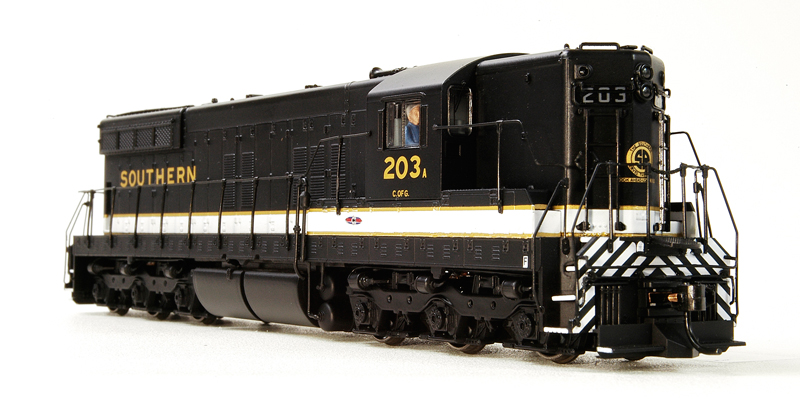 BWL 5031 EMD SD9 SOU #203 Sound/DCC Ready HO